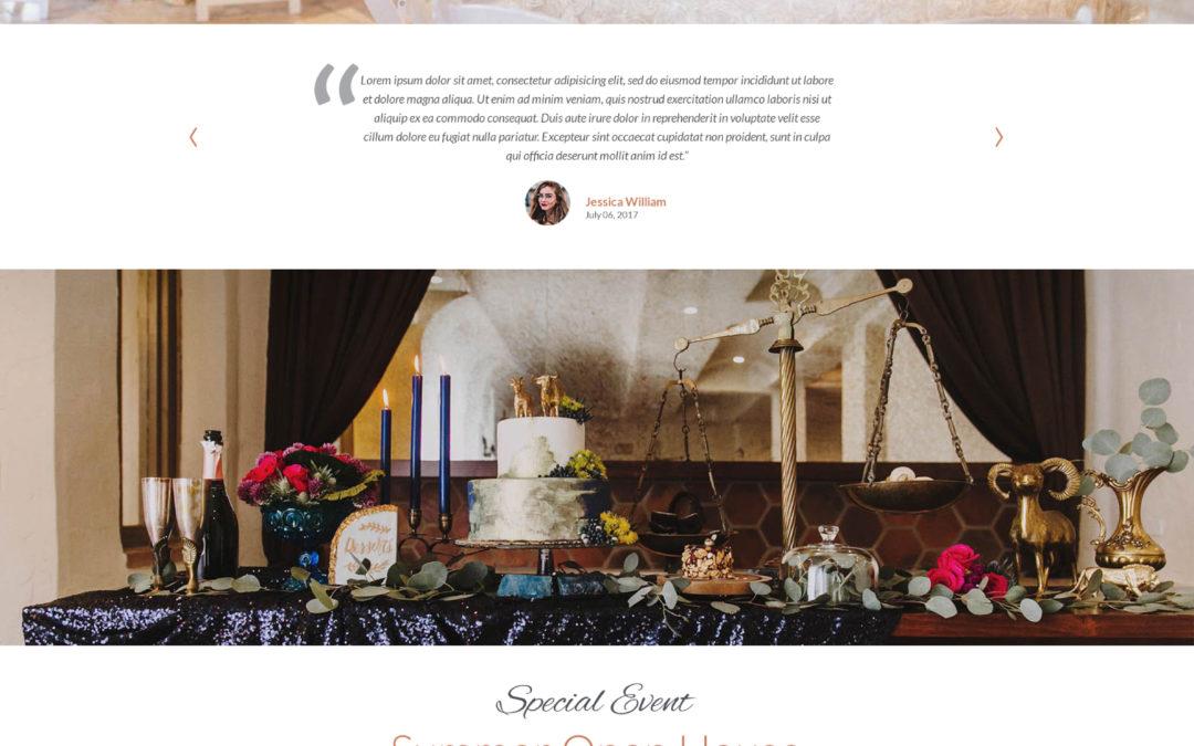 Villa Antonia homepage